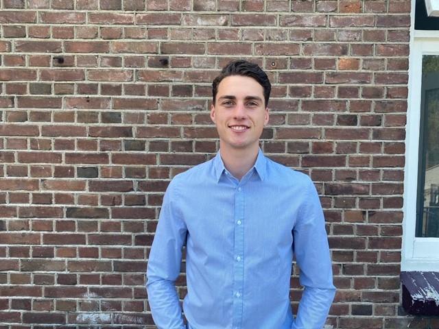 Even voorstellen: Tim Kuhlmann, trainee declaratiespecialist
