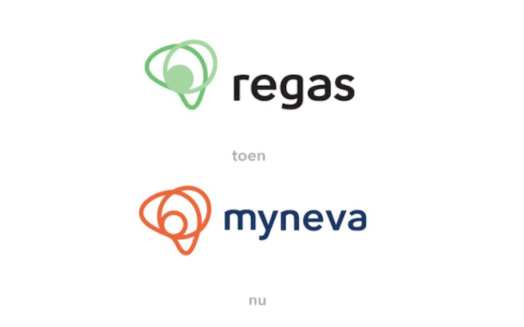 Softwarepartner krijgt nieuwe naam: regas wordt myneva