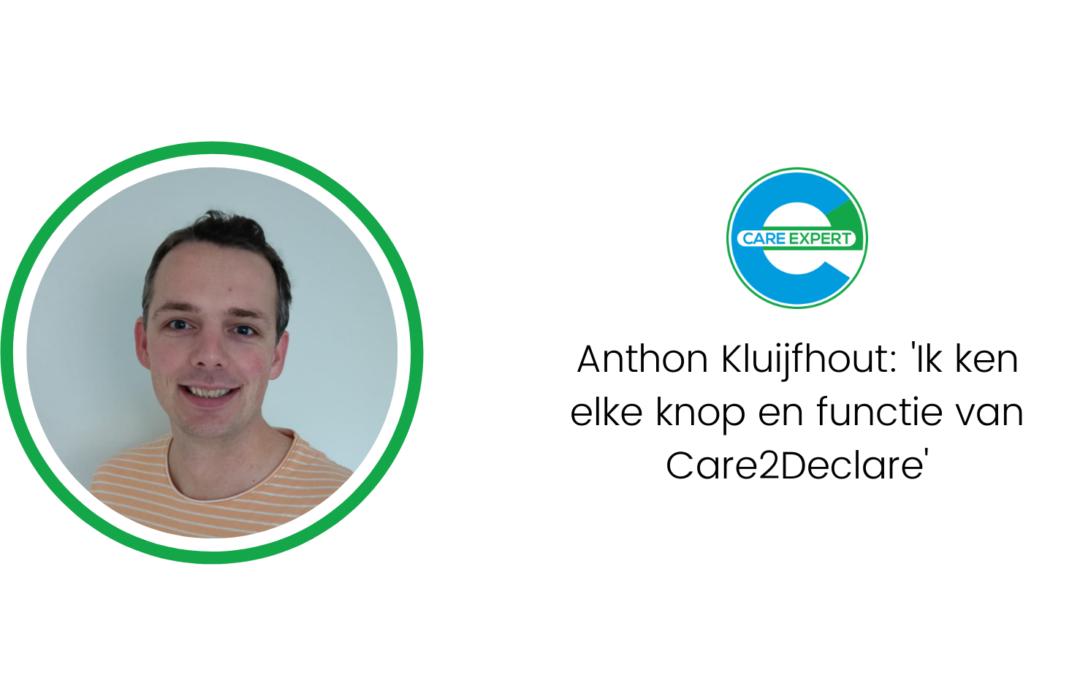 Anthon Kluijfhout: 'Betere beslissingen maken op basis van data'